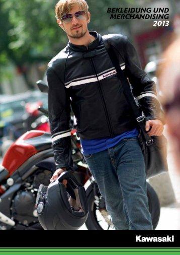 geht's zum aktuellen Kawasaki - Katalog - 2-Rad Wehrli