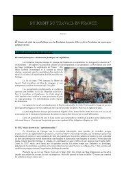 L S4 droitsoc 03-Du droit du travail en France 13p