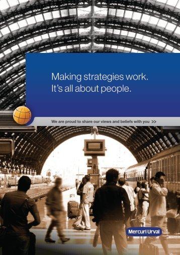 Mercuri Urval Corporate Brochure