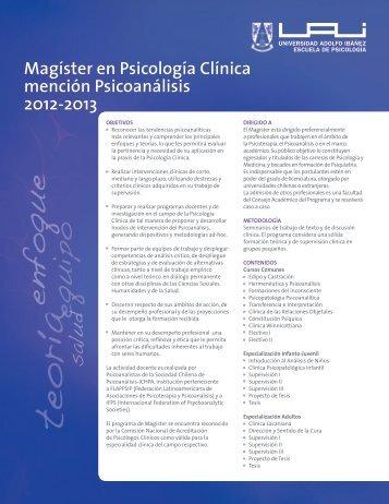 teoría - Universidad Adolfo Ibañez