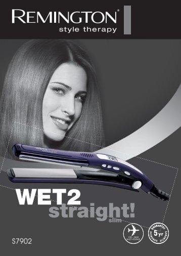 WET2 straight! - Remington-shop.ru
