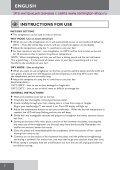 WET2 straight! - Remington-shop.ru - Page 4