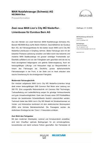 Download - MAN Truck & Bus Schweiz AG