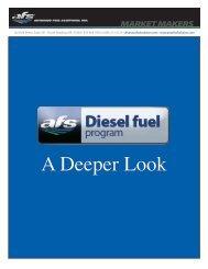 A Deeper Look - Advanced Fuel Solutions