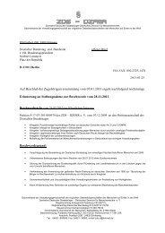 2013-01-25 Erinnerung an Stellungnahme Beschwerde 2011-11-28
