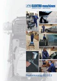 Katalog (pdf) - REM Maschinen