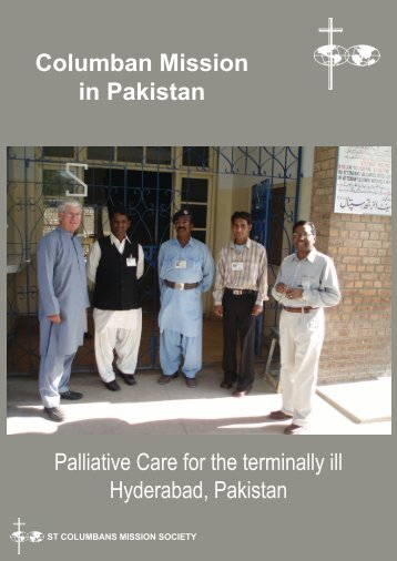 Palliative Care Handout 2010.indd - St Columbans Mission Society