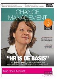 Change Management - Media Planet