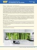 Nischenrückwände fresh - Trenz AG - Seite 3