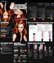 TrEND cOllEcTION - Redken Professional Site