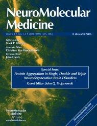 14 - Center for Molecular Medicine and Genetics - Wayne State ...