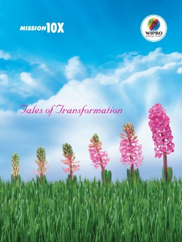 Tales of Transformation - Booklet - Mission10X