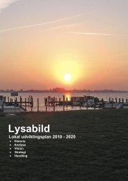 Udviklingsplan for Skovby og Lysabild - Sønderborg kommune på ...