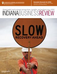 Download PDF of All Articles - Indiana Business Research Center