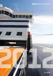 Annual Report 2012 - DFDS