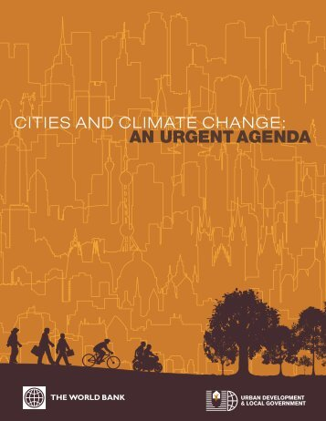 AN URGENT AGENDA - USAID is Making Cities Work