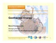 99 33 14 6 Fax: +49 (0)211 - 99 33 14 7 Info@GeothermieBohrer.de ...