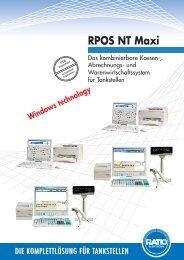 RPOS NT Maxi - D - Ratio Elektronik GmbH