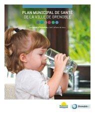 Plan municiPal de santé de la ville de grenoble - Elunet