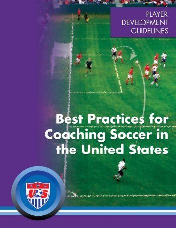 US Soccer Best Practices - Ohio Youth Soccer Association North