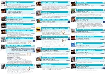 Plaquette saison conservatoire 2012-2013 - CAPE