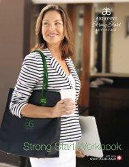Strong Start Workbook - Arbonne