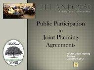 DeLand - Florida City and County Management Association