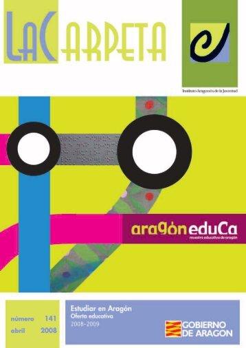 La Carpeta pdf.indd - Cortes de Aragón