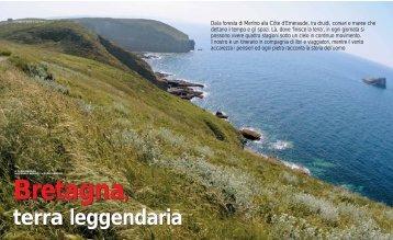 Bretagna, terra leggendaria - 2009 - Guido Barosio