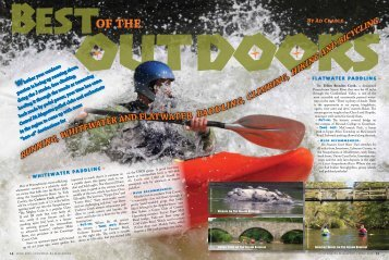 """""""Best of the Outdoors"""" - Central PA Magazine June 2011 - US Road ..."""