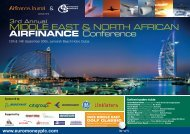 MIDDLE EAST & NORTH AFRICAN AIRFINANCE Conference