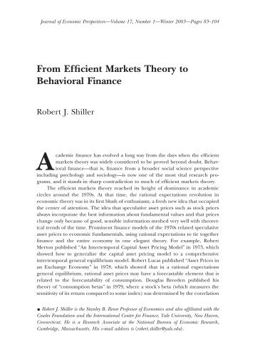 finance and market theory essay Capital market theory states that federal funds, federal agency securities, treasury bills, commercial papers, negotiable certificates of deposits, repurchase agreements, eurocurrency loans and deposits, options and futures are merchandised in the capital market when one has to put a price on a security, one has to determine the risk and .
