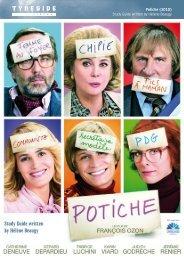 Potiche Study Guide - Routes Into Languages