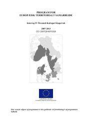 FORSLAG TIL OPERATIVT PROGRAM - Region Midtjylland