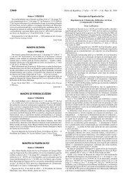 Diário da República, 2.ª série — N.º 85 — 3 de Maio de 2010 ...