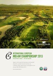 mid-am championship 2013 mid-am championship 2013 - Golf.se