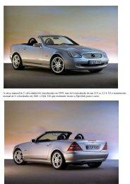 A caixa manual de 5 velocidades foi introduzida em 1999, mas foi à ...