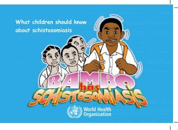What children should know about schistosomiasis - Merck KGaA