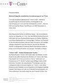PM Fax T-Mobile Deutschland Deutsch - T-Online - Page 3