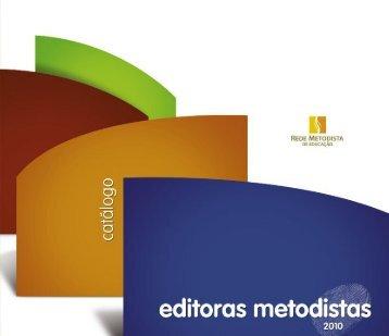 Faça o download do Catálogo de Publicações 2010 - Editora ...