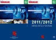 Catalogue Lampe - Klaxcar
