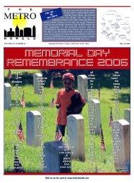 Will - The Metro Herald
