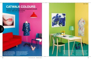 Latest Resene colours from The Range 2011/12 with fashion ...