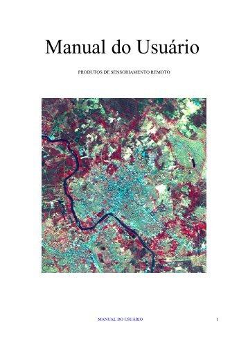 Manual do Usuário - INPE-DGI