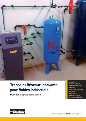 Transair : Réseaux innovants pour fluides industriels Transair ...