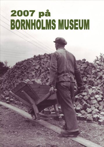 Beretning 2007 - Bornholms Museum
