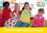 Informatiebrochure - Max Kinderopvang