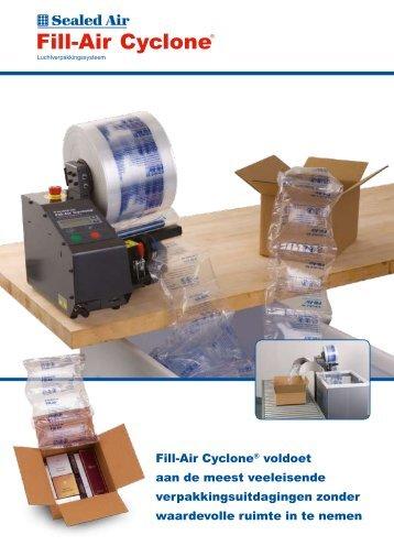 Luchtkussensysteem Fill-Air® Cyclone