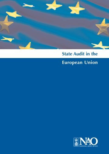 State Audit in the European Union - World Bank