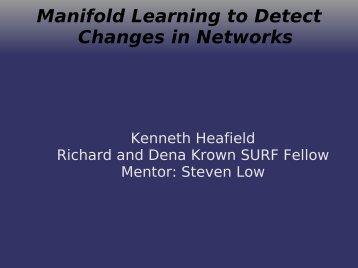Slides - Kenneth Heafield